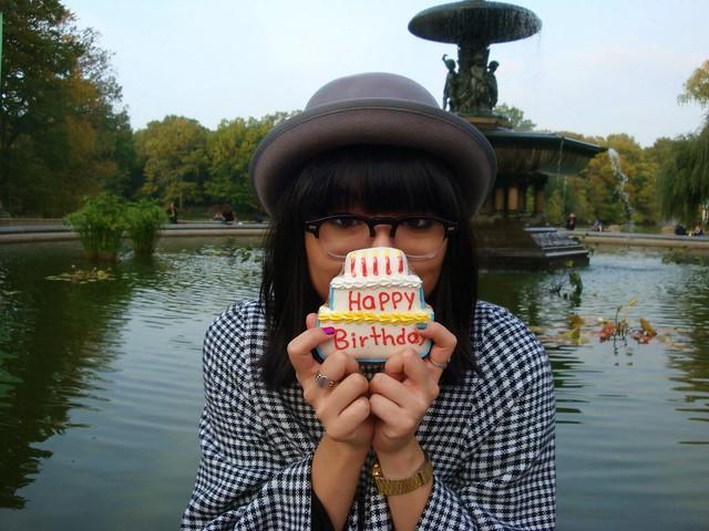 birthday cookie!