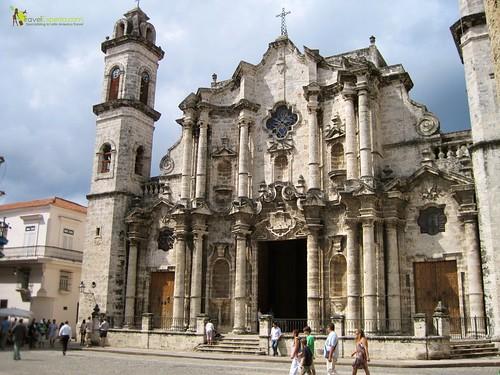 Cathedral Plaza - Havana Vieja - Cuba