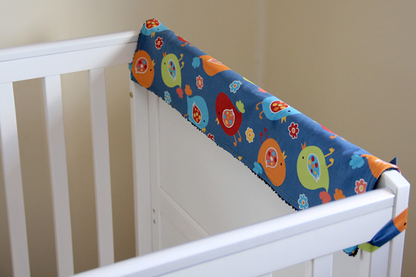 Cot Rail Teething Guard