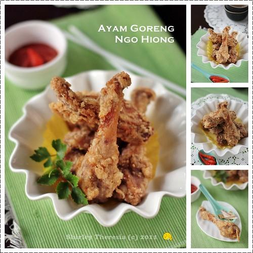 Ayam Goreng Ngo Hiong