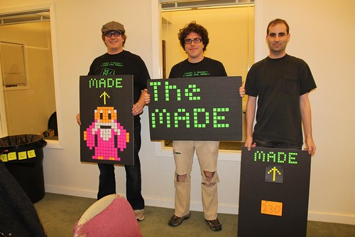 dorkbotSF hosts theMADE (museum of art and digital entertainment)