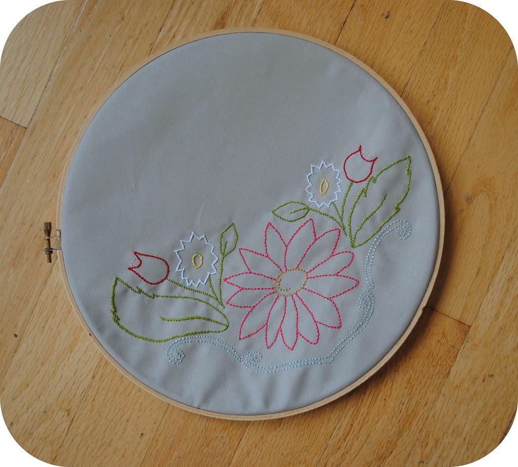 embroideryoutline