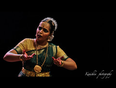 A Tribute to BharataNatyam ! (Kanishka **) Tags: indian bangalore talent classical darklight bharatanatyam classicaldance danceshow arangetram talenteddance