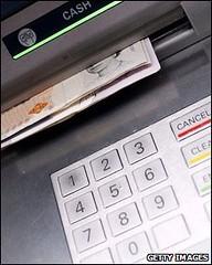 Cockney ATM