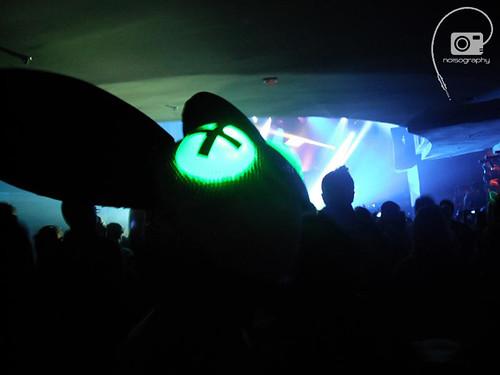 Deadmau5 Meowington's Hax Tour - Montreal - 02