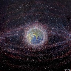Space Debris (alizeykhan) Tags: star space nasa nebula spaceart spacepainting spacepaintings spacetuna spaceprint astronomicalillustration nebulapaintings astronomicalpainting