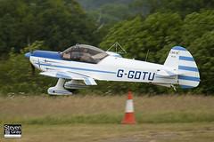 G-GDTU - 193 - Private - Mudry CAP-10B - Panshanger - 110522 - Steven Gray - IMG_6397