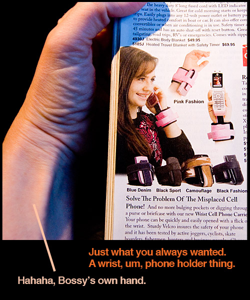 wrist-phone-holder