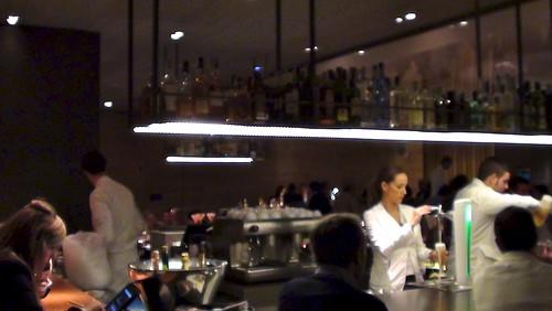 Barra del Restaurante Luzi Bombón - Madrid