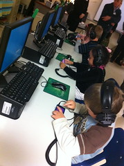 Burgess Elm iPod Learning Lab