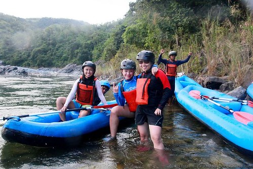 Whitewater Kayaking in Tarlac11