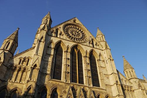 York Minster - Autumn