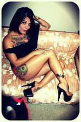 Facebooks Miss Tattooed Hottie -August 2011 (Trouble Maker Tommy) Tags: august hottie miss entries tattooed 2011 facebooks