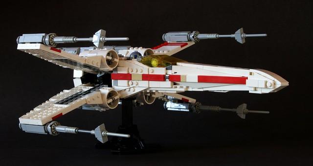 Psiaki's X-wing 6338245988_8f3428fc75_z