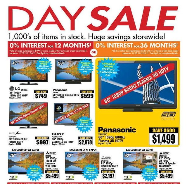 Electronics Expo Black Friday 2011 Ad Scan - Page 5