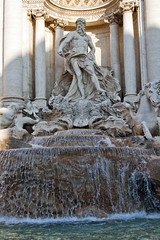 """Fontana di Trevi, Oceano • <a style=""""font-size:0.8em;"""" href=""""http://www.flickr.com/photos/89679026@N00/6340395957/"""" target=""""_blank"""">View on Flickr</a>"""