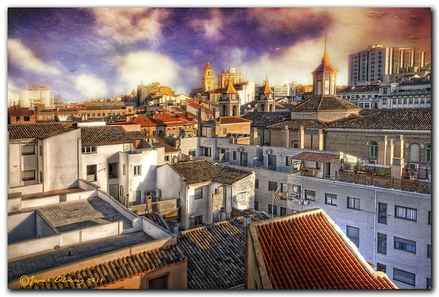 Una Vista de Zaragoza