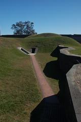 Earthen Mounds