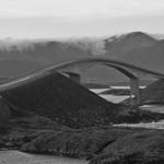 bridge on the atlantic road