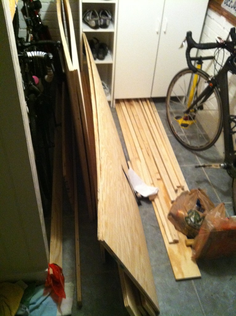 murphy bed supplies