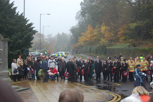 Remembrance Day Whickham Nov 11 13
