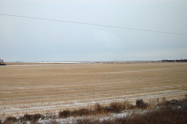 Travelling from Jasper to Winnipeg