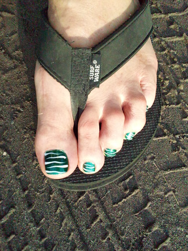 China Glaze Emerald Sparkle by Guy Polish ( Jim)