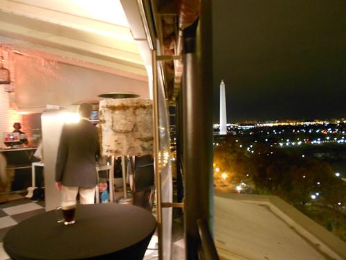 What view - POV W Hotel