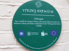 Photo of Green plaque number 8094