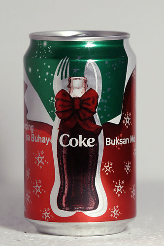 2006 Coca-Cola can Philippines Christmas by roitberg