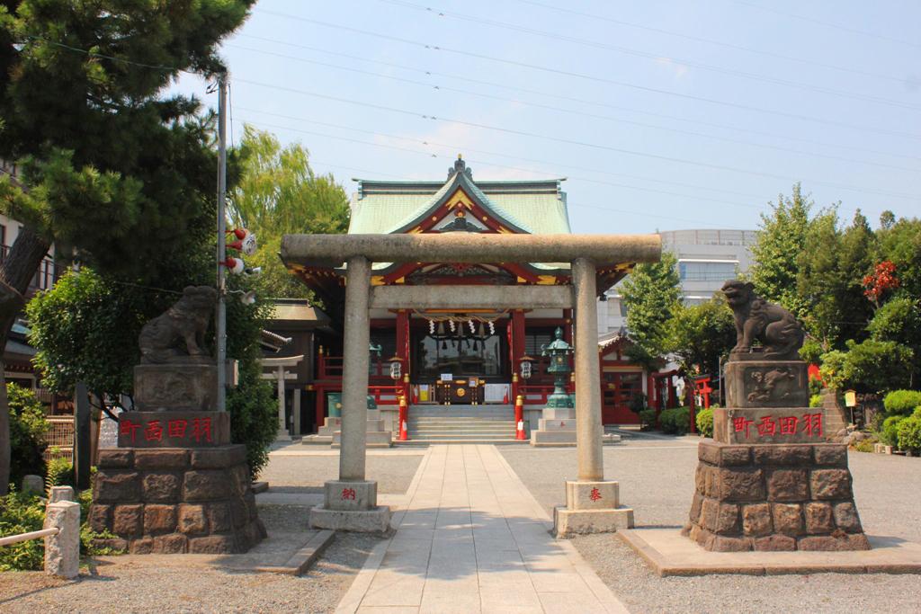 Haneda walking guide (8)