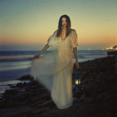 lady lilith (brookeshaden) Tags: longexposure art beach fashion night magazine painting fashionphotography dior fineartphotography preraphaelite brokenenglish bullett brookeshaden texturebylesbrumes