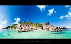 Seychelles, Anse Source d'Argent beach (Beboy_photographies) Tags: mer beach canon la vacances soleil photo photographie mark sable bleu ciel ii tropical 5d seychelles t paysage plage blanc source palmier cocotier digue ladigue exotisme exotique anse photographies dargent ansesourcedargent tropiques tropique beboy 5dmarkii