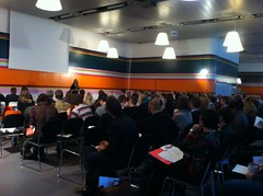 Exited to listen to #graver11 keynote @AnnieMachon, MI5 whistleblower, just on now. Livestreaming: http://graverkonference.dk/