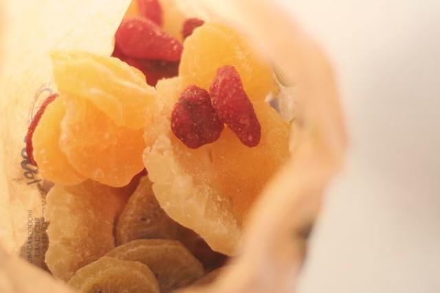 tørket frukt