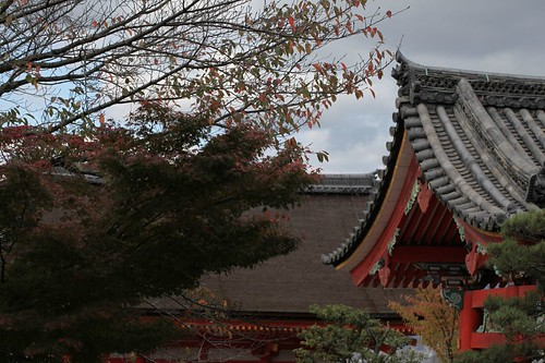 京の古刹 / Old historic temple of Kyoto