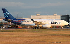 C-GTSJ  |  AIR TRANSAT  |   WELCOME BIENVENUE  |  NEW LIVERY |  NEW COLORS  | AIRBUS  A330-243  |  MONTREAL  |   YUL   |   CYUL (J P Gosselin) Tags: cgtsj geo:country=canada ph:camera=canon geonames:locality=montreal geo:region=quebec airtransat newlivery newcolors welcome bienvenue airbusa330243 montreal yul cyul willkommen bienvenido welkom bemvindo benvenuto nouvellescouleurs nouvellelivrée canoneos7d canon eos7d canoneos 7d eos quebec canada aircraft airplane airport avion trudeau aéroport dorval rebel t2i petrudeauinternationalairport aéroportinternationalpetrudeau petrudeau canoneosrebelt2i montréal québec flickr