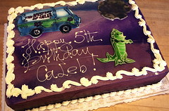 Caleb's Birthday!