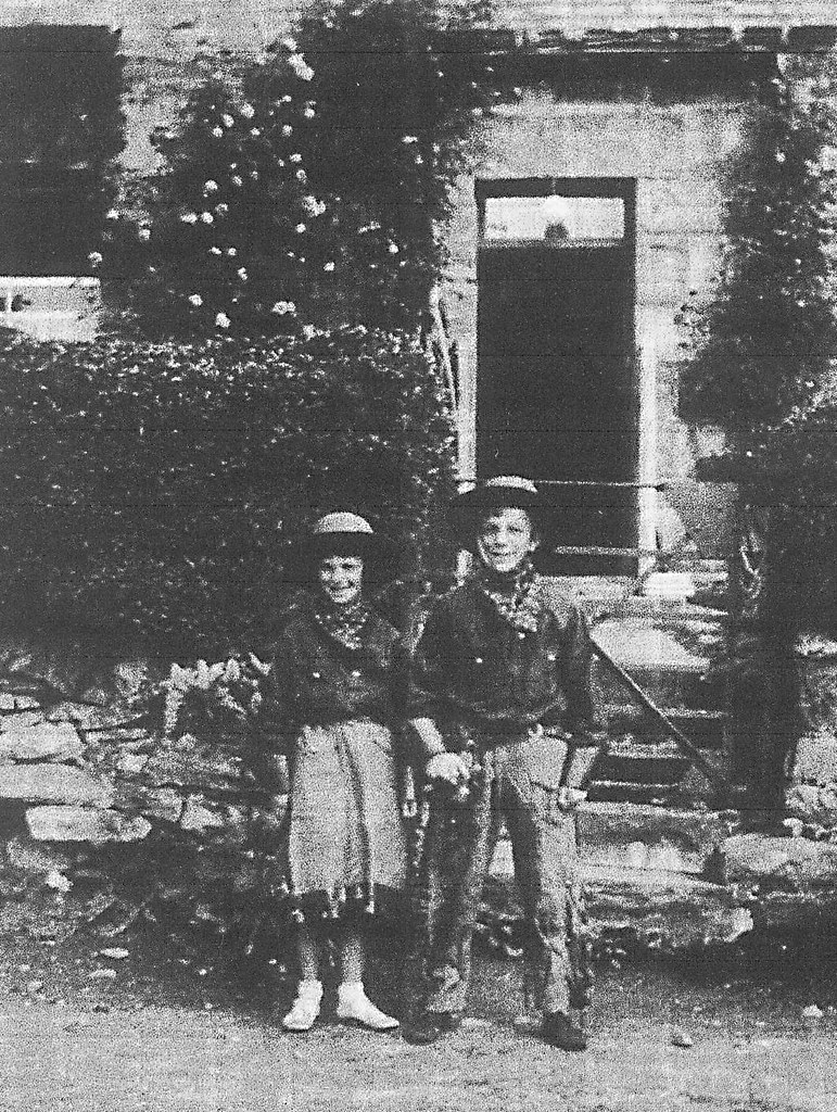 Duncan and Jean McNaughton 1937