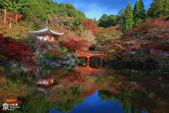 (fravenang) Tags: autumn fall nature japan landscape temple kyoto    soe   wow1 wow2 wow3 wow4  daigoji wow5   canon7d
