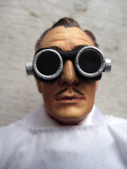 Vincent Price -  Mad Scientist Goggles 3062 (Brechtbug) Tags: pictures new york city portrait halloween its monster price studio toy toys scary action zombie vincent goggles hollywood figure horror terror undead monsters universal alive collectible mustache mad creature transylvania scientist fright collectable cadaver 2011