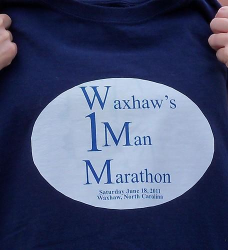 Waxhaw Marathon Shirt