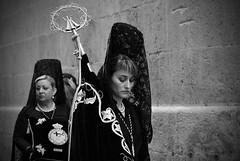 (Fotomondeo) Tags: españa woman valencia sadness tristeza mujer spain nikon alicante procession ester semanasanta defile d3000