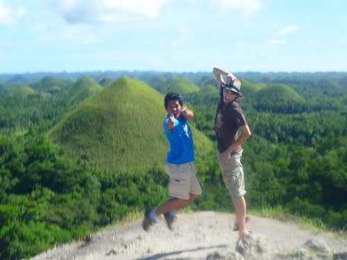 Seeing the Chocolate Hills