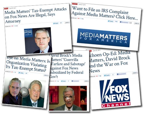 Fox Nation vs. Media Matters