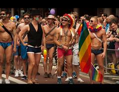 A London Line Up (Stuart-Lee) Tags: gay london parade mardigras londonist londongaypride gaypride2011 londongaypride2011