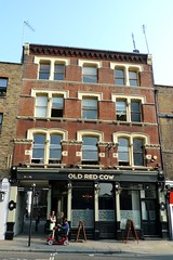 Picture of Old Red Cow, EC1A 9EJ