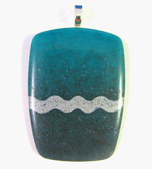 Deep Blue Sea Pendant 1
