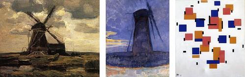 Mondrian.1905.1909.1917