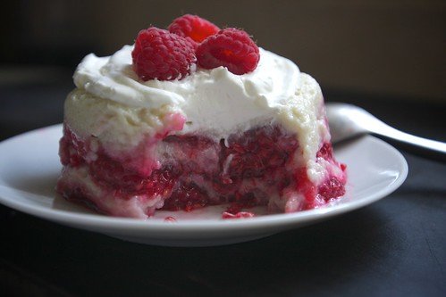 summer berry puddings
